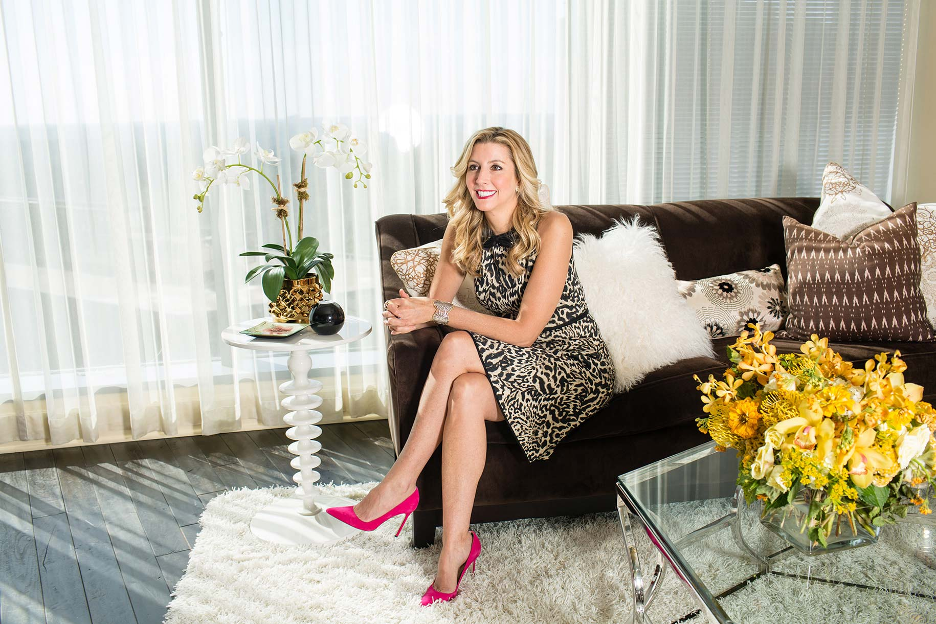 Weekend Confidential - Sara Blakely